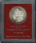 Additional Certified Coins: , 1898-S $1 Morgan Dollar MS65 Paramount International (MS62). Ex:Redfield. Somewhat reflectiv...
