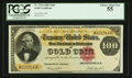 Large Size:Gold Certificates, Fr. 1214 $100 1882 Gold Certificate PCGS Choice About New 55.. ...