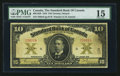Canadian Currency: , Toronto, ON- The Standard Bank of Canada $10 Jan. 2, 1919 Ch # 695-18-20. ...