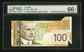 Canadian Currency: , BC-66a $100 2004. ...