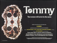 """Tommy (Hemdale Film, 1975). British Quad (30"""" X 40""""). Rock and Roll"""