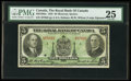 Canadian Currency: , Montreal, PQ - The Royal Bank of Canada $5 Jan. 2, 1935 Ch. #630-18-02a. ...