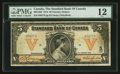 Canadian Currency: , Toronto, ON- The Standard Bank of Canada $5 January 2, 1914 Ch # 695-18-02. ...