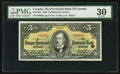 Canadian Currency: , Montreal, PQ - The Provincial Bank of Canada $5 Sep. 1, 1936 Ch. #615-18-02. ...