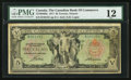 Canadian Currency: , Toronto, ON - The Canadian Bank of Commerce $5 Jan. 2, 1917 Ch. #75-16-04-06a. ...