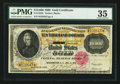 Large Size:Gold Certificates, Fr. 1225h $10000 1900 Gold Certificate PMG Choice Very Fine 35.....