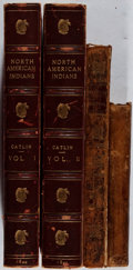 Books:Americana & American History, [American History]. Lot of Three Titles (in Four Volumes) ofNineteenth-Century American History Books. [Various publishers,...(Total: 4 Items)
