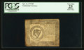 Colonial Notes:Continental Congress Issues, Continental Currency April 11, 1778 $8 PCGS Apparent Very Fine 25.....