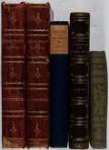 Books:Americana & American History, [American History]. Lot of Four Titles (in Five Volumes) ofAmerican History. [Various publishers, dates, editions]. General...(Total: 5 Items)