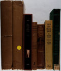 Books:Art & Architecture, [Art and Related Books]. Lot of Six Titles (in Seven Volumes) of Books Related to Art, or Illustrated Books. [Various publis... (Total: 7 Items)