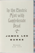 Books:Mystery & Detective Fiction, James Lee Burke. SIGNED LIMITED EDITION. In the Electric Mistwith Confederate Dead. Hyperion, [1993]. First e...