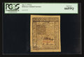 Colonial Notes:Delaware, Delaware January 1, 1776 6s PCGS Gem New 66PPQ.. ...