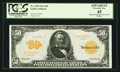 Large Size:Gold Certificates, Fr. 1199 $50 1913 Gold Certificate PCGS Apparent Extremely Fine 45.. ...