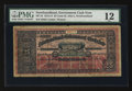 Canadian Currency: , St. John's, NF - Newfoundland Government Cash Note 25¢ 1913-14 Ch.# NF-7d. ...