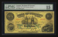 Canadian Currency: , Toronto, ON - The Bank of Toronto $10 Feb. 1, 1917 Ch. # 715-22-36....