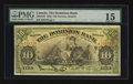 Canadian Currency: , Toronto, ON - The Dominion Bank $10 Jan. 2, 1925 Ch. # 220-18-10....