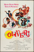 "Movie Posters:Academy Award Winners, Oliver! (Columbia, 1968). One Sheet (27"" X 41"") Pre-Oscar Style.Musical.. ..."