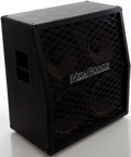 Musical Instruments:Acoustic Guitars, 1989 Mesa Boogie 4 X 12 Black Speaker Cabinet. ...