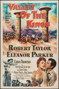 "Movie Posters:Adventure, Valley of the Kings (MGM, 1954). One Sheet (27"" X 41""). Adventure....."