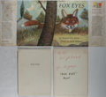 Books:Children's Books, [Garth Williams]. ORIGINAL ARTWORK. Archive of Material Related toFox Eyes by Margaret Wise Brown and Garth Willi...