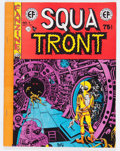 Silver Age (1956-1969):Alternative/Underground, Squa Tront #1 (Jerry Weist, 1967) Condition: NM-....
