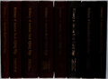 Books:Americana & American History, [American Naval Ships]. Dictionary of American Naval FightingShips. Navy Dept, 1959-1981. Eight quarto volumes. Gen...(Total: 8 Items)