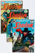 Bronze Age (1970-1979):Miscellaneous, The Shadow #1-8 Group (DC, 1973-75) Condition: Average VF+....(Total: 8 Comic Books)