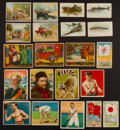 Non-Sport Cards:Lots, 1910-1930's Non-Sports Card Collection Plus T218s (101). ...