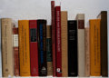 Books:Books about Books, [Books About Books]. Lot of Fourteen Titles (including one duplicate) Related to Bibliography and the Rare Book Trade. [Vari... (Total: 14 Items)