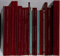Books:Books about Books, [Christie's]. Lot of 31 Auction Catalogues Related to Books and Manuscripts, with some duplicates. Generally good.... (Total: 31 Items)