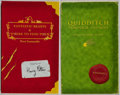 Books:Children's Books, J. K. Rowling. Fantastic Beasts & Where to Find Them[and:] Quidditch Through the Ages. Bloomsbury, ...