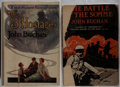 Books:Mystery & Detective Fiction, John Buchan. Lot of Two Titles. [Various publishers, dates,editions]. Generally good.... (Total: 2 Items)