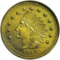 Civil War Merchants: , 1863 H. Schmidt's, Fuld-OH-165FH-6b, R.7, Cincinnati, OH, MS64 NGC.This is a richly toned R.7 example of this type of brass...