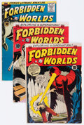 Golden Age (1938-1955):Horror, Forbidden Worlds Group (ACG, 1953-61) Condition: Average GD....(Total: 20 Comic Books)