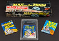 Non-Sport Cards:Unopened Packs/Display Boxes, 1963 & 1969 Topps Race to Space Theme Display Box and WaxPacks. ...