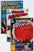 Golden Age (1938-1955):Science Fiction, Strange Adventures #2-6 Group (DC, 1950-51).... (Total: 5 ComicBooks)