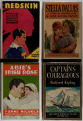 Books:Fiction, [Photoplays]. Lot of Four Photoplays. [Various publishers, dates,editions]. Generally good. . ... (Total: 4 Items)