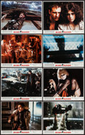 "Movie Posters:Science Fiction, Blade Runner (Warner Brothers, 1982). Mini Lobby Card Set of 8 (8""X 10""), Double Pose Photos (2) (8"" X 10""), and Portrait P...(Total: 15 Items)"