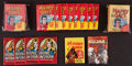 Non-Sport Cards:Unopened Packs/Display Boxes, 1970's Topps, O-Pee-Chee Television Theme Wax Packs (26). ...