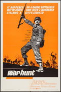 "Movie Posters:War, War Hunt (United Artists, 1962). One Sheet (27"" X 41"") and LobbyCards (7) (11"" X 14""). War.. ... (Total: 8 Items)"