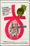 """Movie Posters:Horror, The Witchmaker and Other Lot (Excelsior, 1969). One Sheets (2) (27"""" X 41""""). Horror.. ... (Total: 2 Items)"""