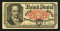 Fractional Currency:Fifth Issue, Fr. 1380 50¢ Fifth Issue Very Fine.. ...