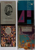 Books:Literature 1900-up, Aldous Huxley. Group of Four Books, Two American First Editions.Various, 1926-1960. Jesting Pilate and Two or Three G...(Total: 4 Items)