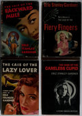 Books:Mystery & Detective Fiction, Erle Stanley Gardner. Group of Four First Edition, First PrintingBooks. Morrow, 1946-1968. Very good.... (Total: 4 Items)