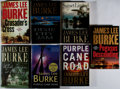 Books:Mystery & Detective Fiction, James Lee Burke. Group of Seven Books, One Signed. Various,1994-2006. Sunset Limited and Purple Cane Road areadvan... (Total: 7 Items)