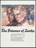 "Movie Posters:Adventure, The Prisoner of Zenda (SFM Holiday Network, R-1980s). TelevisionPoster (24"" X 32""). Adventure.. ..."