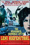 "Movie Posters:Documentary, The Wonderful, Horrible Life of Leni Riefenstahl (Kino International, 1993). One Sheet (27"" X 41"") SS. Documentary.. ..."