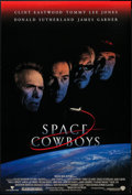 """Movie Posters:Adventure, Space Cowboys (Warner Brothers, 2000). One Sheets (2) (27"""" X 40"""")DS Regular and Advance. Adventure.. ... (Total: 2 Items)"""