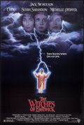 "Movie Posters:Drama, The Witches of Eastwick (Warner Brothers, 1987). One Sheet (27"" X 41""). Drama.. ..."
