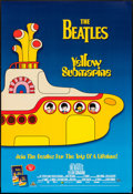 """Movie Posters:Animation, Yellow Submarine (MGM Home Entertainment, R-1999). Video Poster (27"""" X 40""""). Animation.. ..."""